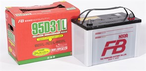 Furukawa Battery FB Super Nova 80 А/ч 95D31L