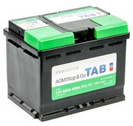 TAB AGM Stop&Go 6СТ-60.0