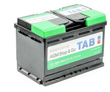 TAB AGM Stop&Go 6СТ-70.0